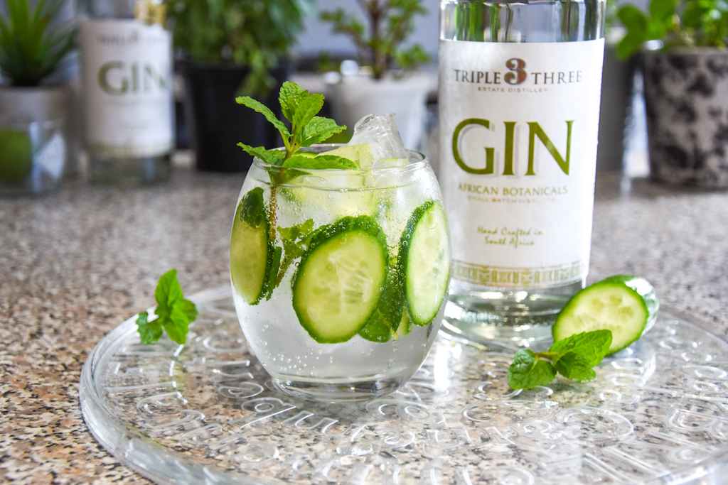 Summer Gin Cocktail Recipes