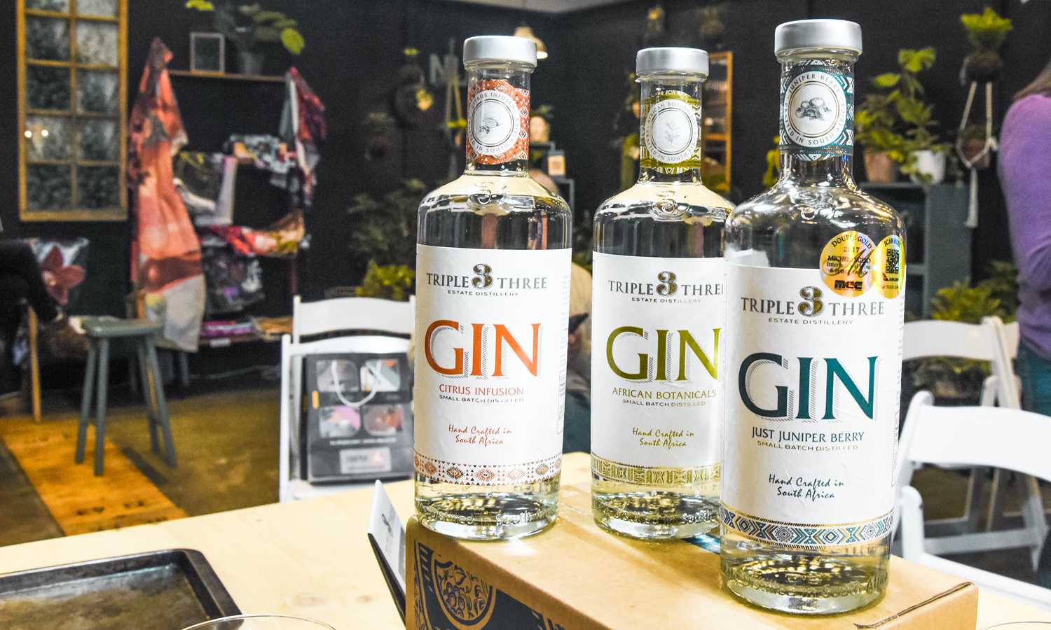 Gin Masterclass on Sustainability | Homemakers Expo