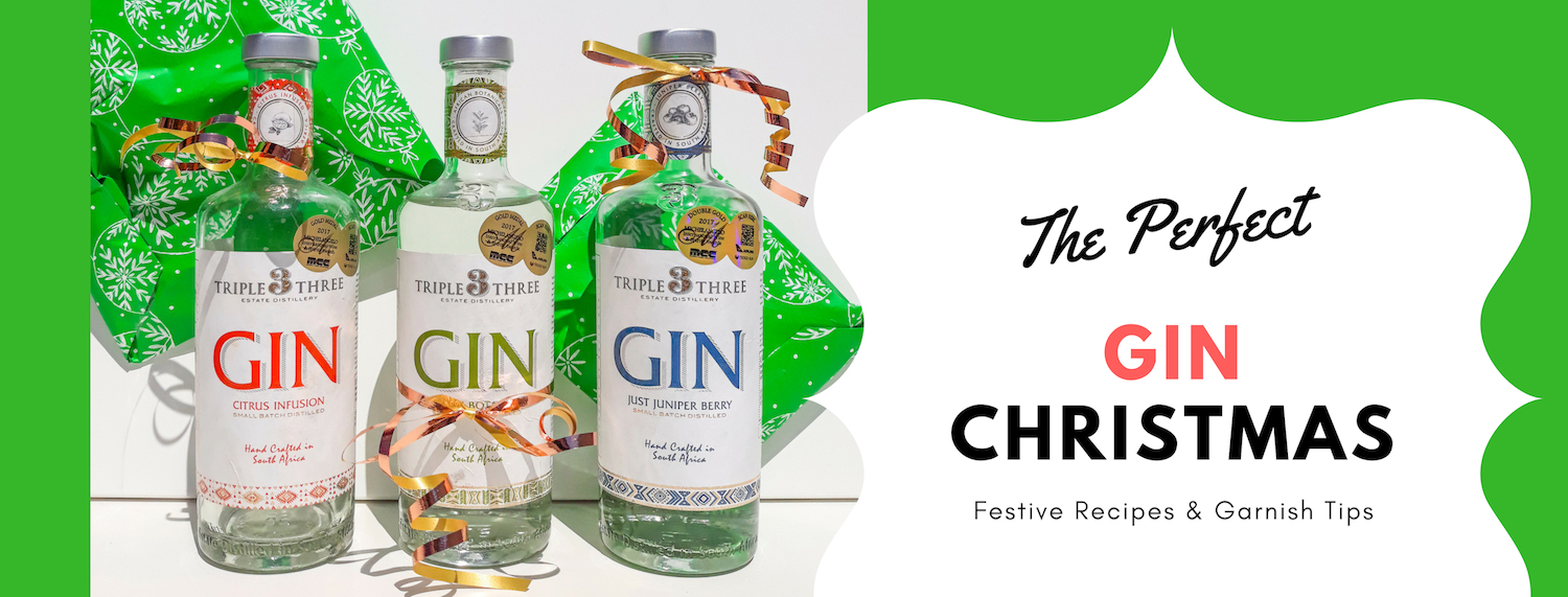 the perfect gin christmas