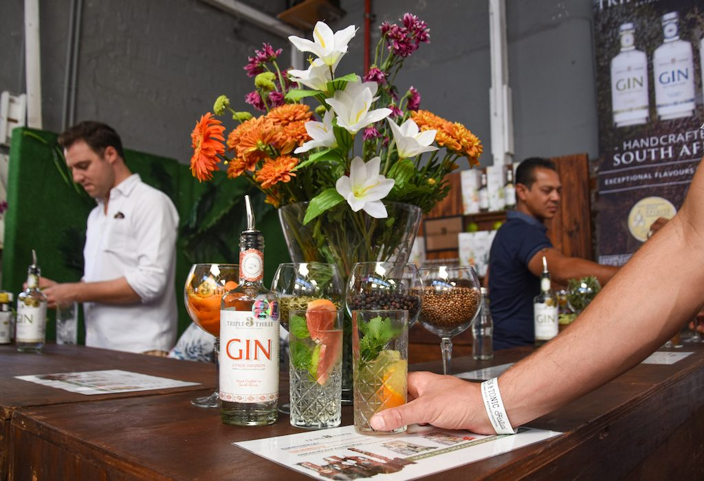 2019 Cape Town Gin and Tonic Festival