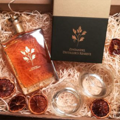 Zinfandel Distiller's Reserve Grappa Exclusive Gift Box
